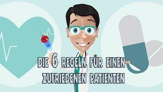 Ärzte Imagefilm - Die 6 Regeln für einen zufriedenen Patienten