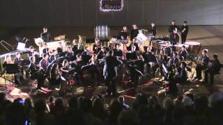 Critical Mass, Redwood High School Symphonic Band, November 20, 2014