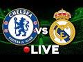 🔴 FC Chelsea vs. Real Madrid 2:0 | LiveTalk Champions League