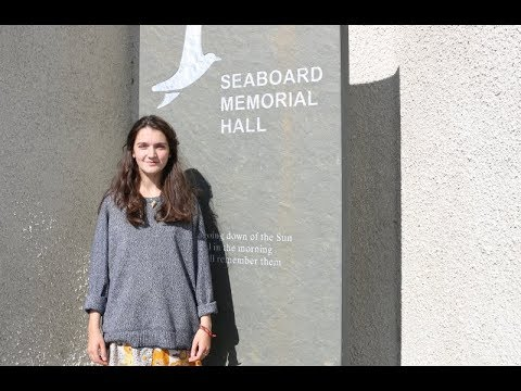 Chloe Rodgers (Seaboard Memorial Hall)   Strengthening Communities