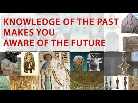 Ancient civilizations 12,000 years ago. Artifacts