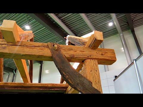 Выставка DACH+HOLZ. Чудеса инструмента и технологий.
