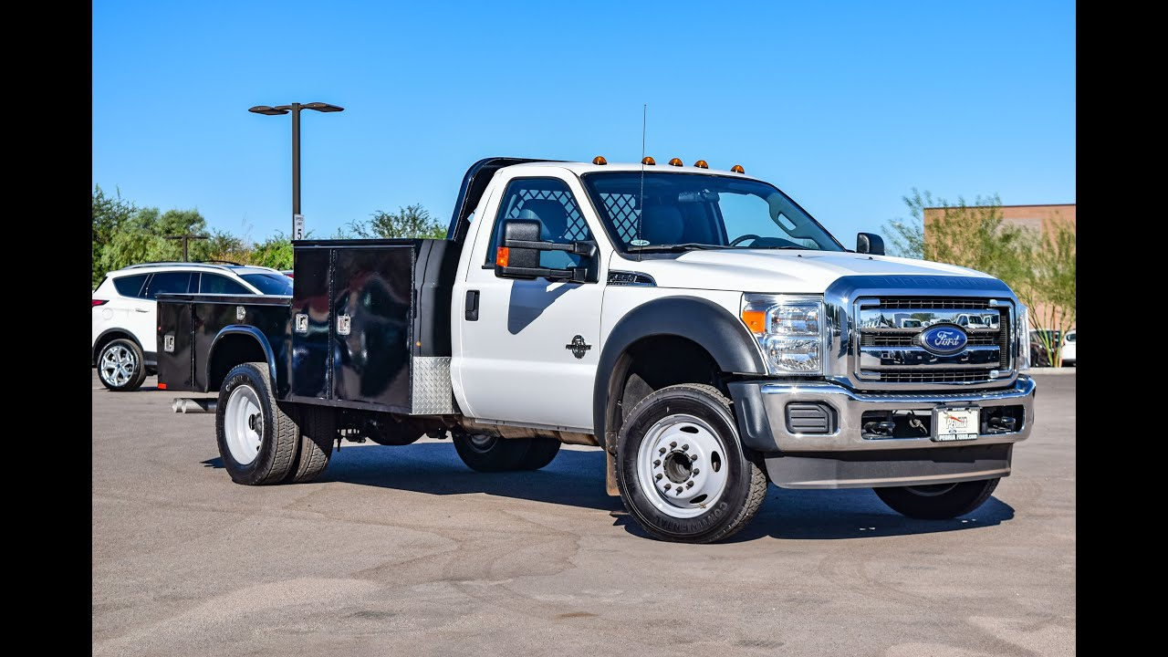 small resolution of 2016 ford f 550 western hauler walkaround