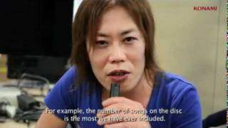 NAOKI Talks About DanceDanceRevolution II