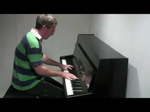 Chopin Revolutionary Etude - Tutorial - Paul Barton, piano