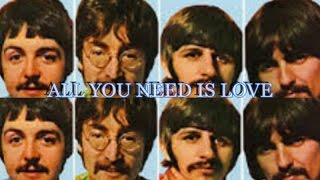 the beatles all you need is love 2016