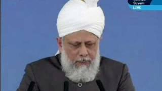 Ahmadiyya Khalifa about Internet and Tabligh 4/6