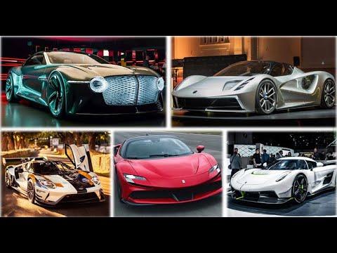 DRIVE TV | Top 5 siêu xe mới nhất 2020 – Ngôi vị chiếc xe nhanh nhất thể giới đổi chủ