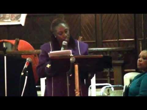 "Pastor Deshawnda Williams-Sutherland ""Women After The Cross"