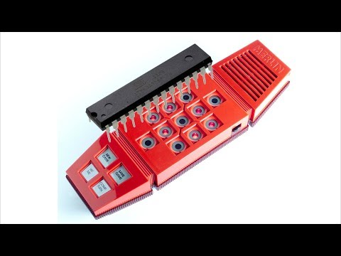 EEVblog #1111 - Worlds First Microcontroller & Electronic Game