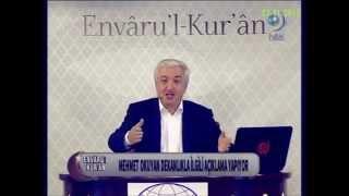 İFTİRALARA CEVAP - Prof.Dr. Mehmet OKUYAN