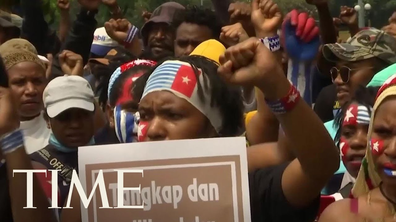 Protests In West Papua Have Turned Violent Amid An Internet Blackout | TIME