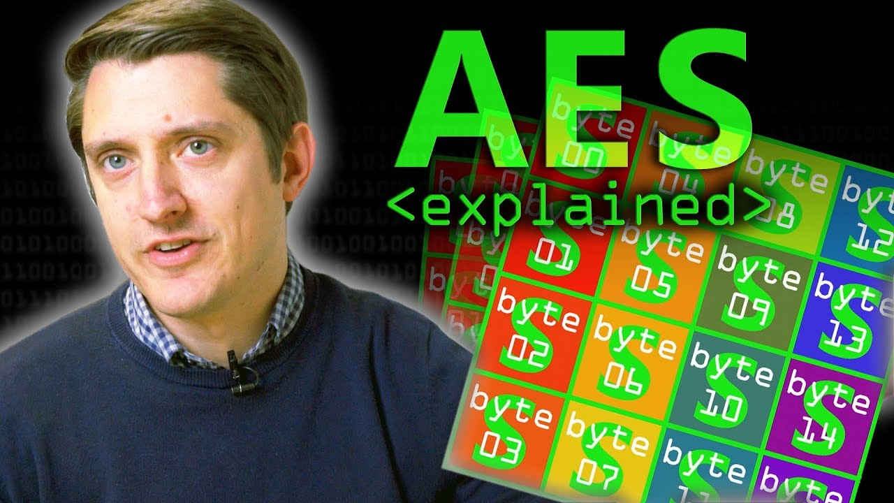 Download AES Explained (Advanced Encryption Standard) - Computerphile