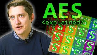 AES Explained (Advanced Encryption Standard) - Computerphile