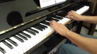 J.S Bach Partita No. 5 in G, BWV 829 (Praeambulum)