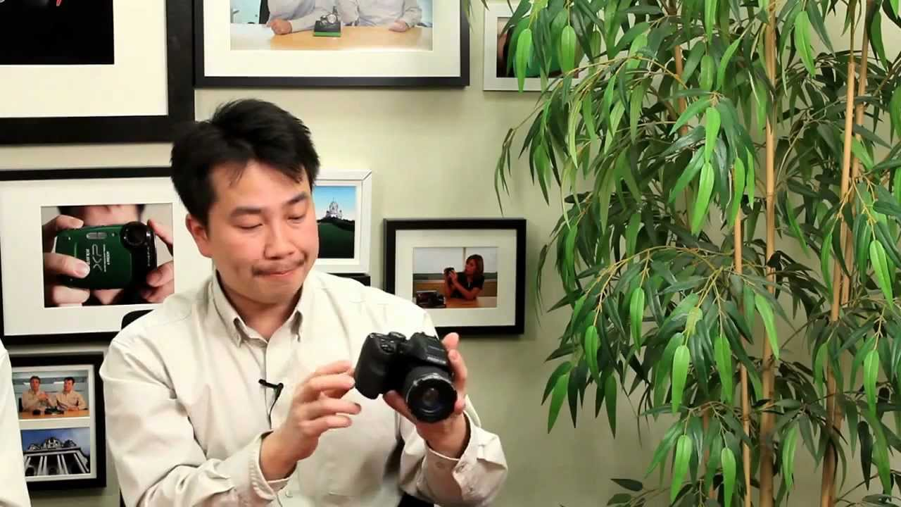 FUJIFILM X-H1 VIDEO REVIEW - YouTube