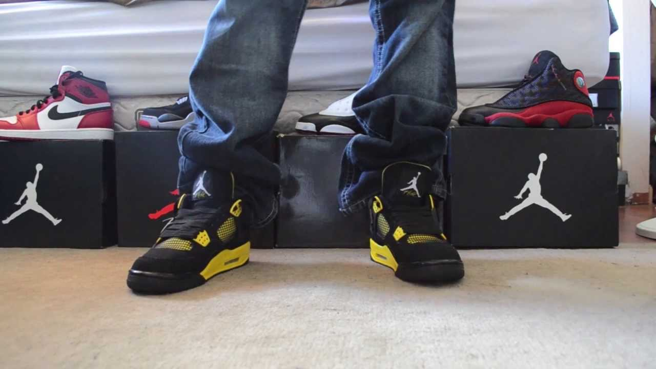1097399dba6 Air Jordan 4 Retro Toro Bravo Foot Locker Blog ...