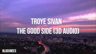Troye Sivan - The Good Side (Live on SNL) | 3D Audio
