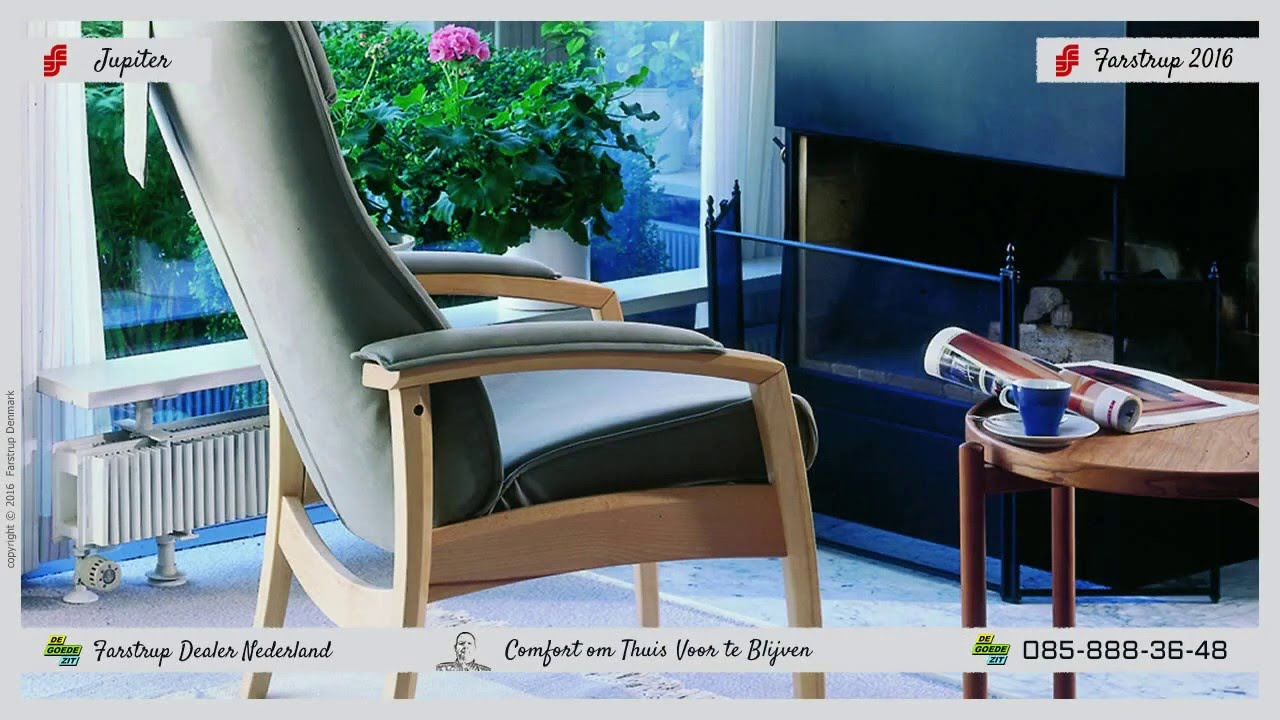 Farstrup jupiter scandinavische meubels houten deense design