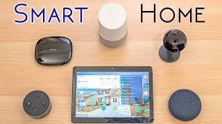 Smart Home 2018 - The Ultimate Smart Home Tech