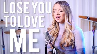 Selena Gomez - Lose You To Love Me (Emma Heesters Cover)