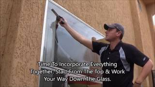 The Basics Of Professional Window Cleaning