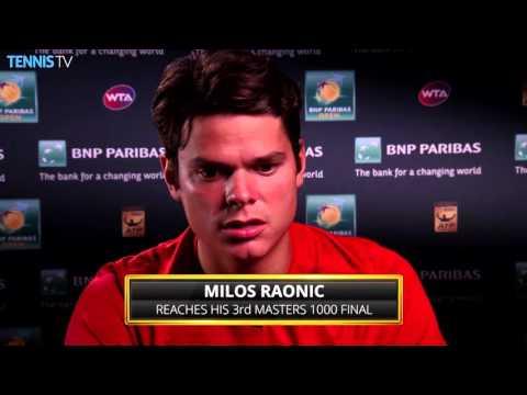 2016 BNP Paribas Open, Indian Wells: Semi-Finals inc. Djokovic v Nadal