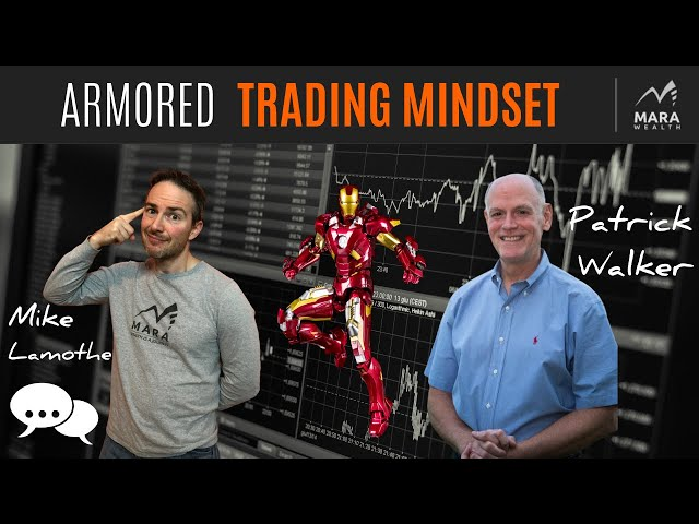Your Trading Suit of ARMOR! | Pat Walker on the TRADER'S MINDCHAT SHOW