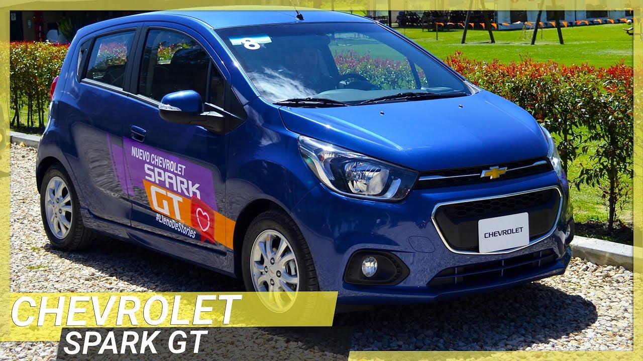 Nuevo Chevrolet Spark Gt 2019 Lanzamiento Youtube