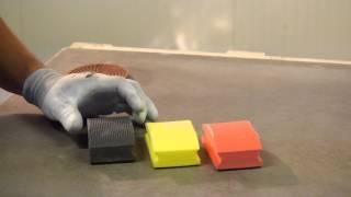Gebruiksaanwijzing - Deel - 3 afwerken beton- Wet Cast / Hardtrowel
