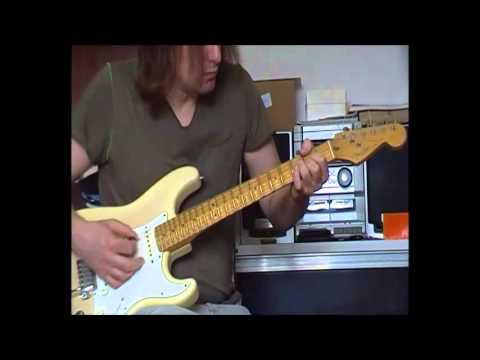 Save Our Love guitar solo (Malmsteen) by Luke Fortini