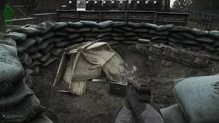 Escape From Tarkov познавательное видео, как новичкам и бывалым обыскивать берег Часть 3 по центру