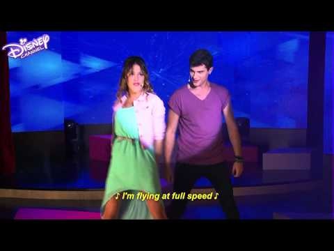 Violetta | Be Mine Official - Sing Along