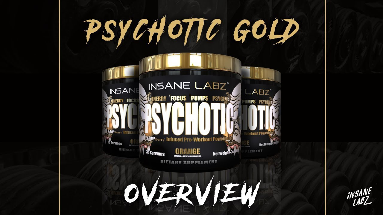 Psychotic Gold Overview Youtube