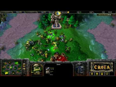 [ESL] Worker (Orc) vs Danger (Orc) - G1 - WarCraft 3 - WC1666