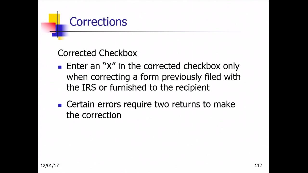 Part 4 1099 corrections youtube part 4 1099 corrections falaconquin