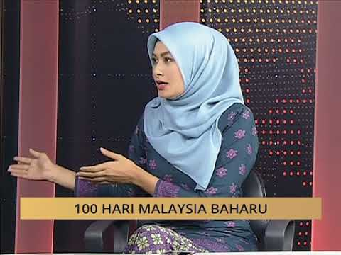100 Hari Malaysia Baharu, bersama Young Syefura Othman