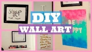 Diy Room Decor | Prints   Wall Art | Part 2