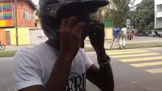 CBR 1000 CC Bike Wheeling Sri Lanaka