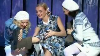 Полина Гагарина - Валенки (Призрак оперы )