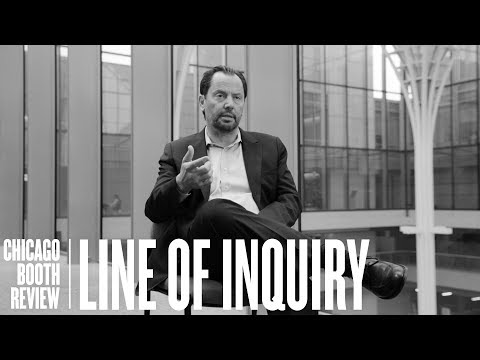 Line of Inquiry: Luigi Zingales on how today's monopolies are yesterday's startups