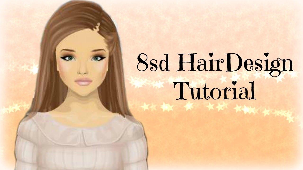 stardoll cheap 8sd hair design