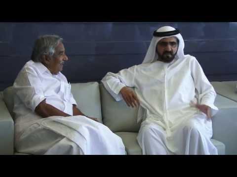 Oommen Chandy DUBAI Shaikh Mohammed