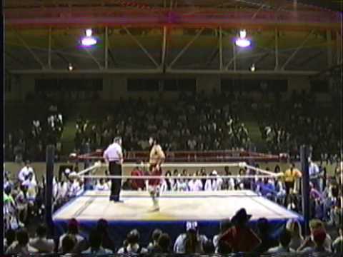 USWA 6/21/90: Chico Torres vs. Matt Borne
