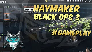 Black Ops 3 | Haymaker Is great! Gameplay