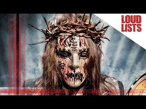 11 Unforgettable Joey Jordison Slipknot Moments Mp3