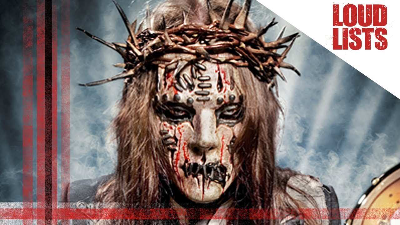 how to make a joey jordison slipknot mask