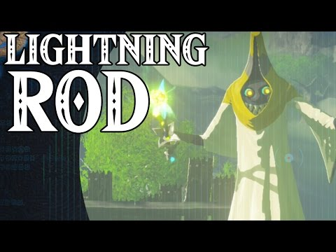 Breath of the Wild: How to Get the Lightning Rod!