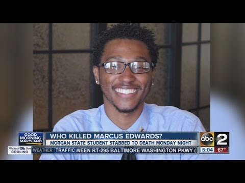 Morgan State University student stabbed to death Monday night