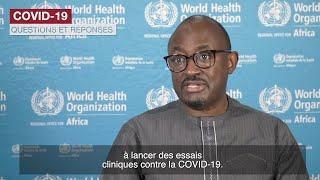 COVID-19 - Questions et réponses : vaccin